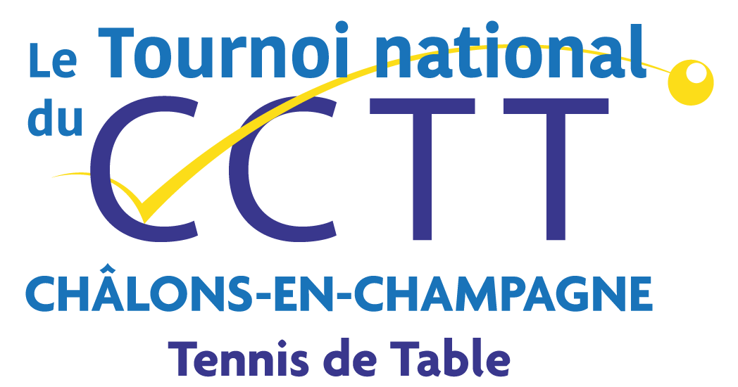 Tournoi National de Châlons-en-Champagne Tennis de Table